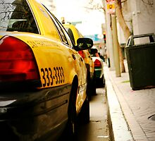Cab Love by Wendy Tienken