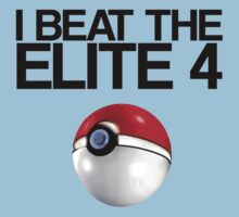 I Beat The Elite 4! by ScottW93