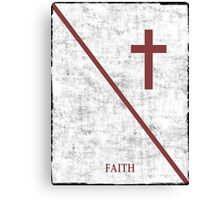 Christianity  Canvas Print