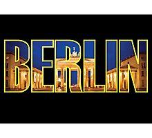 Berlin Photographic Print