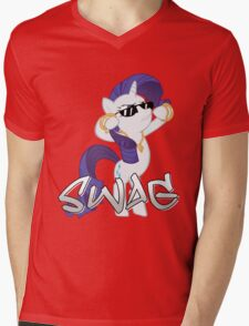 Rarity Swag Mens V-Neck T-Shirt