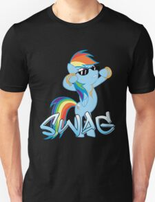 Rainbow Swag Unisex T-Shirt