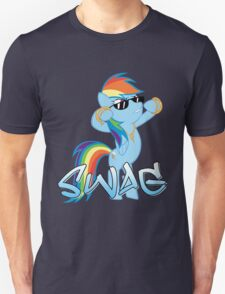 Rainbow Swag Unisex T-Shirt