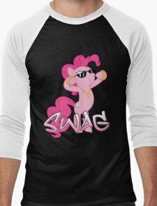 Pinkie Swag  Men's Baseball ¾ T-Shirt