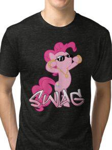 Pinkie Swag  Tri-blend T-Shirt
