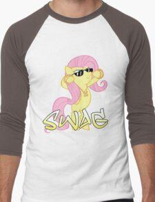 Flutter Swag Men's Baseball ¾ T-Shirt