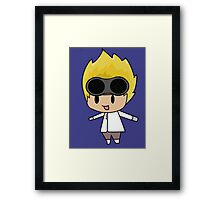 Dr Horrible Framed Print