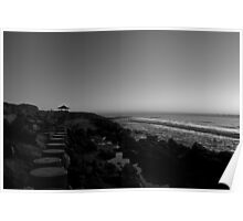 Fort Fisher Piling Path Poster