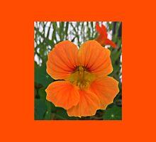 Orange Nasturtium Unisex T-Shirt