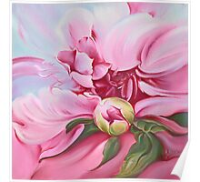"""""""The Peony"""" Poster"""