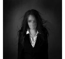 Slender Woman Photographic Print