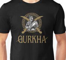 Nepalese Gurkha Warrior Unisex T-Shirt