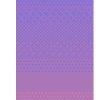 Pixel Gradient Photographic Print