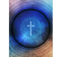 Thanks Be To God Photographic Print