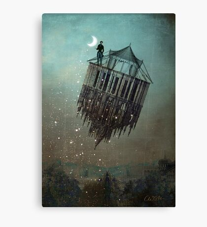 The Sandman Canvas Print