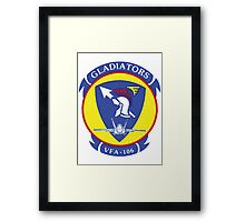 VFA106 Gladiators Framed Print