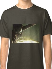 Swimming in the sunlight.....self portrait Classic T-Shirt