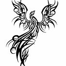 Phoenix Tattoo -Second by scatharis