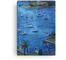 Elizabeth Bay Canvas Print