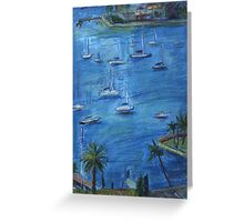 Elizabeth Bay Greeting Card