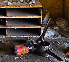 WHAT'S A RICER DOING ON A WORK BENCH? by Thomas Barker-Detwiler