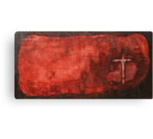 GOLGOTHA Canvas Print