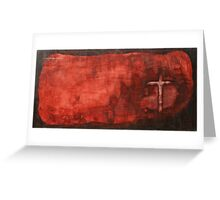 GOLGOTHA Greeting Card