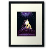 Twilight Symphony Framed Print