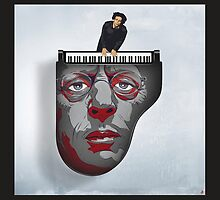 Philip Glass by islamallam