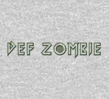 Def Zombie by Lorie Warren