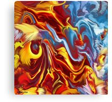 Abstract 40+Product Design Canvas Print