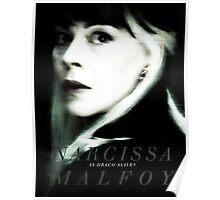 Narcissa Malfoy Poster