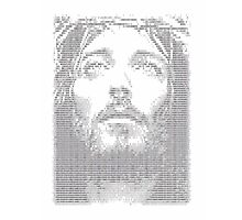 Digital Jesus Photographic Print