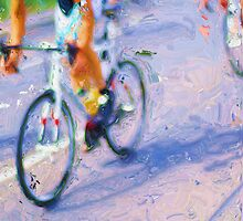 Blur: The best paintings are blurry by Robert Trick Johnston