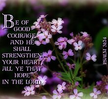 Have courage (for sherri) by vigor
