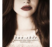 Banshee Photographic Print