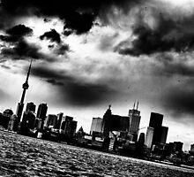 Toronto 3pm Wednesday by Robert Trick Johnston