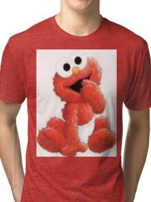 BABY ELMO Tri-blend T-Shirt