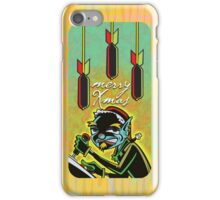 Cracka christmas elf iPhone Case/Skin