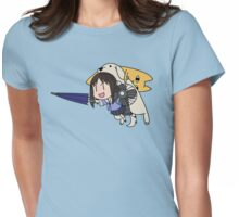 Osaka Mobile Suit Womens Fitted T-Shirt