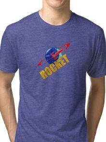 ROCKET VINTAGE 2 Tri-blend T-Shirt