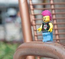 Urban Punk by jude walton