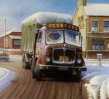 Eggbeer's AEC Tinfront. by Mike Jeffries