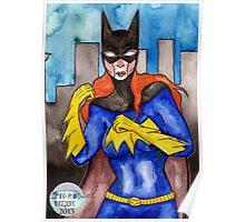 Gotham Babe #3 Poster