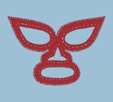 Lucha Libre Mask Kids Clothes