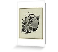 ROCKETMAN Greeting Card