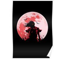 Alucard - True Vampire Poster