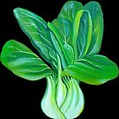 Bok Choy by marlene veronique holdsworth