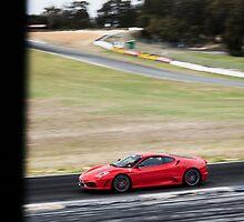 Ferrari 430 Scuderia by Jan Glovac Photography