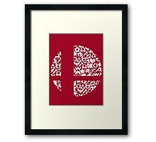 Brawl Framed Print